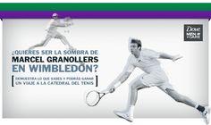 Demuestra lo que sabes y gana un viaje a Wimbledon