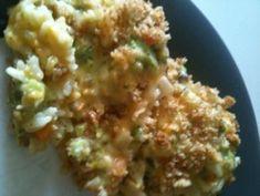 Broccoli Cheese Rice Casserole. Photo by Shawn C