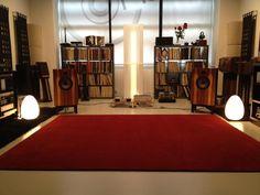 DeVore audio room