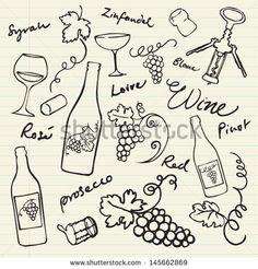Wine Grape 写真素材・ベクター・画像・イラスト   Shutterstock