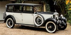 1931 Rolls-Royce 20/25hp Limousine  Chassis no. GFT5