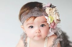 CoCo Addiction by London Raquel Shabby Chic Lace Headband M2M Matilda Jane and Persnickety Spring