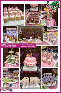 Rapunzel - Tangled Party www.facebook.com/partylovegt