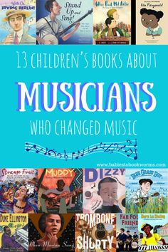 Read Music Introduce kids to people who changed music with these children's books on musicians! Music Lessons For Kids, Music For Kids, Piano Lessons, Art Lessons, Music Education, Kids Education, Health Education, Physical Education, Music Activities