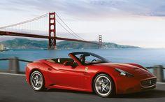 Ferrari California IN California!