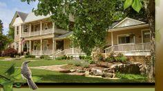Heartstone Inn in Eureka Springs, AR