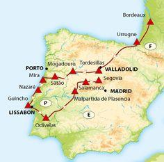Spanje - Portugal