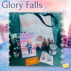 Blog & Review Tour: Glory Falls by Janine Rosche   Only By Grace Reviews Noble Books, Fictional Heroes, Kawaii Pens, Ways To Show Love, Maybe One Day, Screenwriting, Historical Fiction, Used Books, Boy Bands