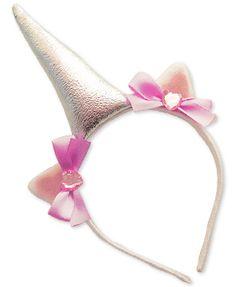 HA! This is the most bestest idea ever! -- Unicorn Headband