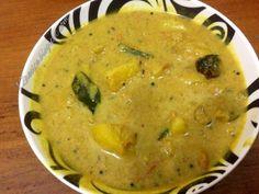 Potato Coconut Milk Curry - Recipe Book