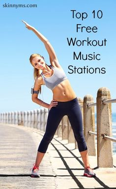 FREE WORKOUT MUSIC based on artist and genre preferences. Options for pop, hiphop and classic rock power workout stations, alternative music endurance training, country, hard rock strength training, and electronic cardio.