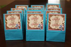 Complete Sheriff Callie party with printables