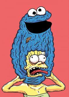 Así habría sido la cultura pop protagonizada por Bart Simpson11