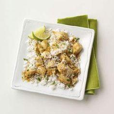 #tasteofhome #easterdinner    Coconut-Lime Chicken