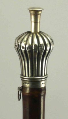 Brigg Stiletto Cane Date: 1870  Country: English