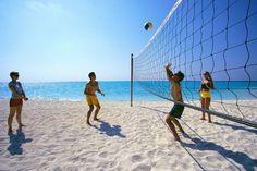 8 deportes de verano: el voleilbol... #verano #voleilbol #deporte