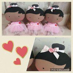 Meninas bailarinas ❤ #tildatoy #doacao #tildinha #roteirobaby #baby #bailarina #ballet #meninas #menininhas #abraceumasorella #sorella #coracao #amordemais #chocolate #meninabailarina #baile #producao #tutu