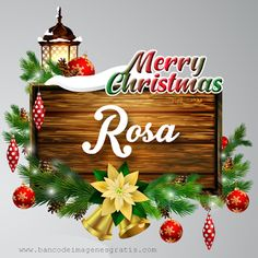 Image Bank: 100 names of women in beautiful Christmas images with . Merry Christmas Message, Christmas Messages, Christmas Images, Christmas Wishes, Christmas Time, Christmas Cards, Xmas, Christmas Ornaments, Gold Christmas Decorations