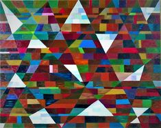 Istvan Bauer -  Moonlight Pyramid Contemporary Artists, Moonlight, Quilts, Blanket, Painting, Home Decor, Comforters, Blankets, Decoration Home