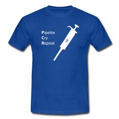 PCR: Pipette Cry Repeat
