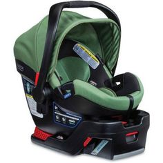 Britax B-Safe 35 Elite Infant Car Seat, Choose Your Color, Green