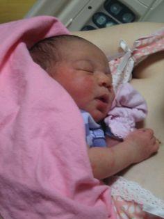 newborn tee .. hard to believe tomorrow i meet number two (: