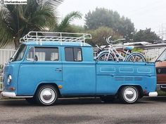 VW Classifieds - 1968 double cab for sale Vw Bus, Vintage Volkswagen Bus, Volkswagon Van, Vw Vintage, Vw Pickup, Vintage Pickup Trucks, Kombi Pick Up, T3 Doka, Combi Vw