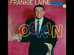 FRANKIE LAINE - HERE SHE COMES NOW