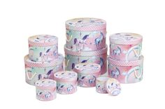 Our Unicorn Box Set, satisfied all your need with storage! ---------------------------------------------------- Item no.: (set of ---------------------------------------------------- Gifts For Girls, Gifts For Women, Decorative Storage Boxes, Flower Boxes, Heart Shapes, Unicorn, Collections, Paper, Floral