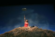 Happy Days, Beckett at Playmakers, featuring Julie Fishell and Ray Dooley