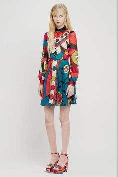 Red Valentino | Pre-Fall 2015 Collection | Style.com
