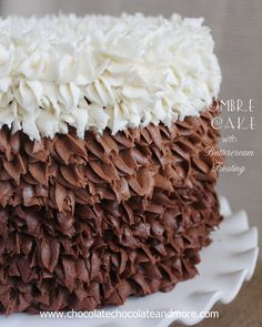 Image from http://cf.chocolatechocolateandmore.com/wp-content/uploads/2014/03/Ombre-Cake-Buttercream-frosting-Surprise-Inside-Cake-21a.jpg.