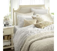 duvet and bed style