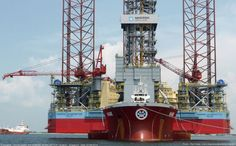 Maersk Drilling names world's largest jack-up rig in Norway