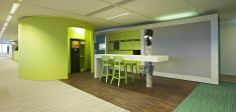 Inside CTAC's Flexible And Colorful Head Offices