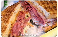 Manhattan in Cali baby!   #TheGrandDeli = #Delicious