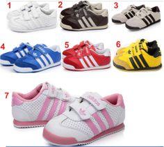 Dziecięce sportowe obuwie skóropodobne. www.facebook.com/pages/MadeWithLove