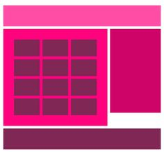 A gallery page layout - Smarter Grids With Sass And Susy