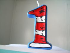 Dr.+Suess+Birthday+Candle+by+SweetLilPeaches+on+Etsy,+$7.00