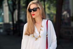JOANNA HILLMAN  Style Director, Harper's Bazaar U.S.