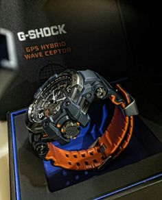 Casio G-shock GPW-1000-2AJF 16.after the end of deb and Tokyo