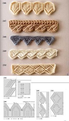 Free Knitting Pattern for Taos Lap Blanket Baby Knitting Patterns, Knitting Stiches, Knitting Charts, Lace Knitting, Knitting Designs, Crochet Patterns, Knitting Needles, Crochet Lace, Knit Edge