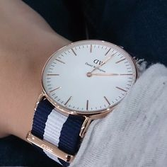 The Classic Glasgow - LOVE!! www.danielwellington.com