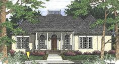 Courtyard, 3bd, Id convert 3rd bed to den/piano rmThis 1 story Southern features 1501 sq feet. Call us at 866-214-2242 to talk to a House Plan Specialist about your future dream home!