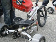 Drift Trike w/power