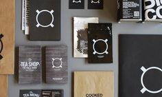 Identidad corporativa para tienda de té / Blog de diseño gráfico 9Musas