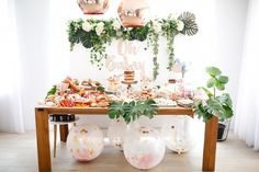 A Whimsical Baby Shower