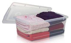 organizar guarda roupa caixas organizadoras -