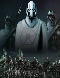 General Grievous with his army
