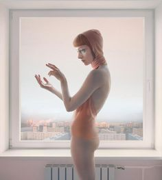 Katerina Belkina | title: Morning Message | series: Empty Spaces | 2010 | 98 x 110 cm | edition 9